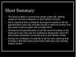 short summary