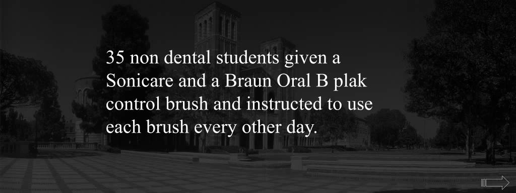 35 non dental students given a