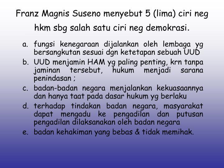Franz Magnis Suseno men