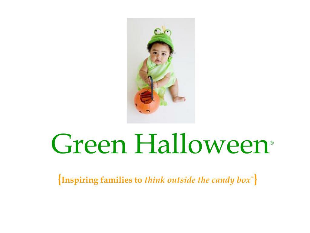green halloween l.
