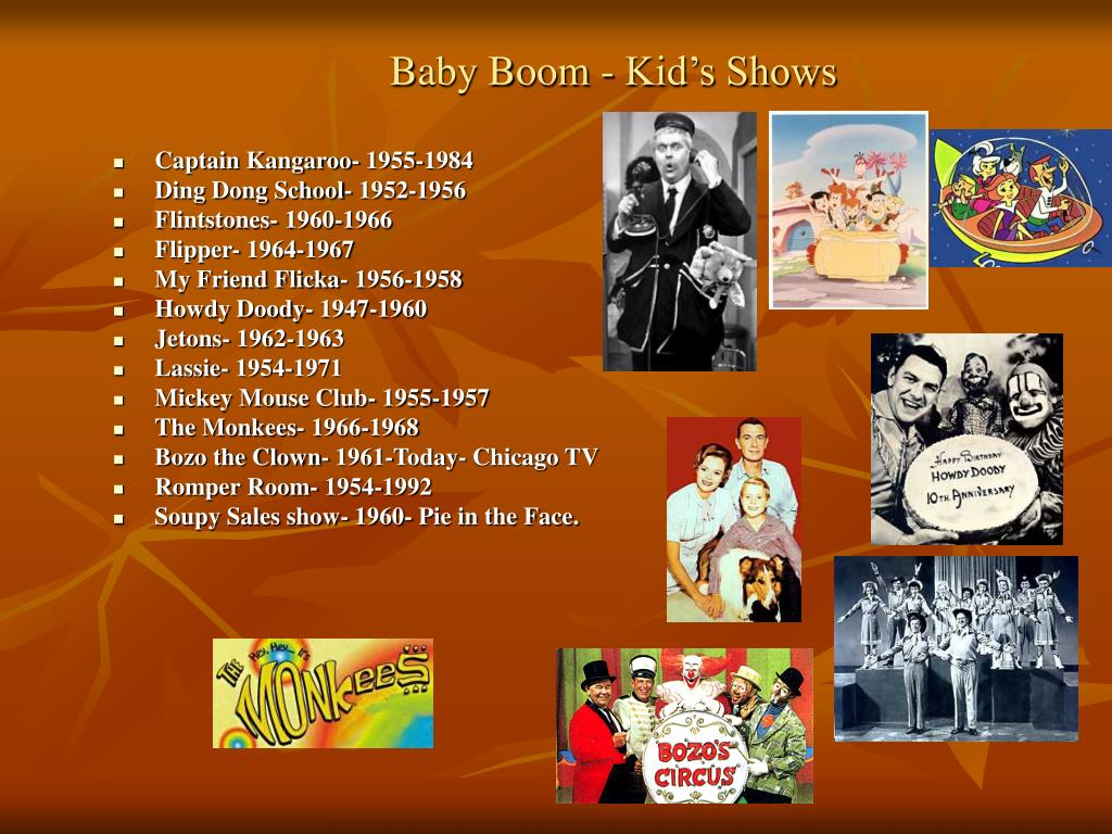 Baby Boom - Kid's Shows