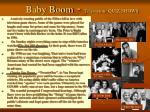 baby boom television quiz shows
