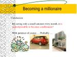 becoming a millionaire3