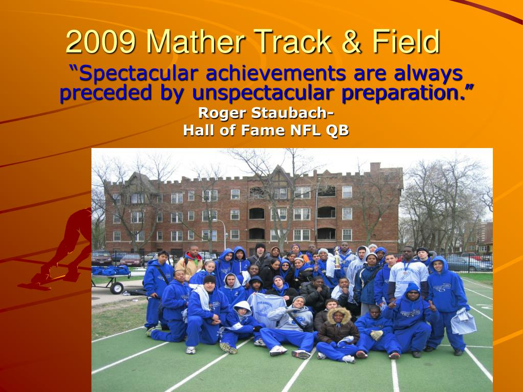 2009 mather track field l.