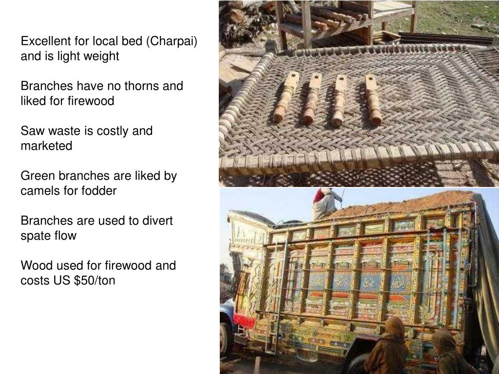 Excellent for local bed (Charpai)