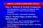 installation guidelines cont34