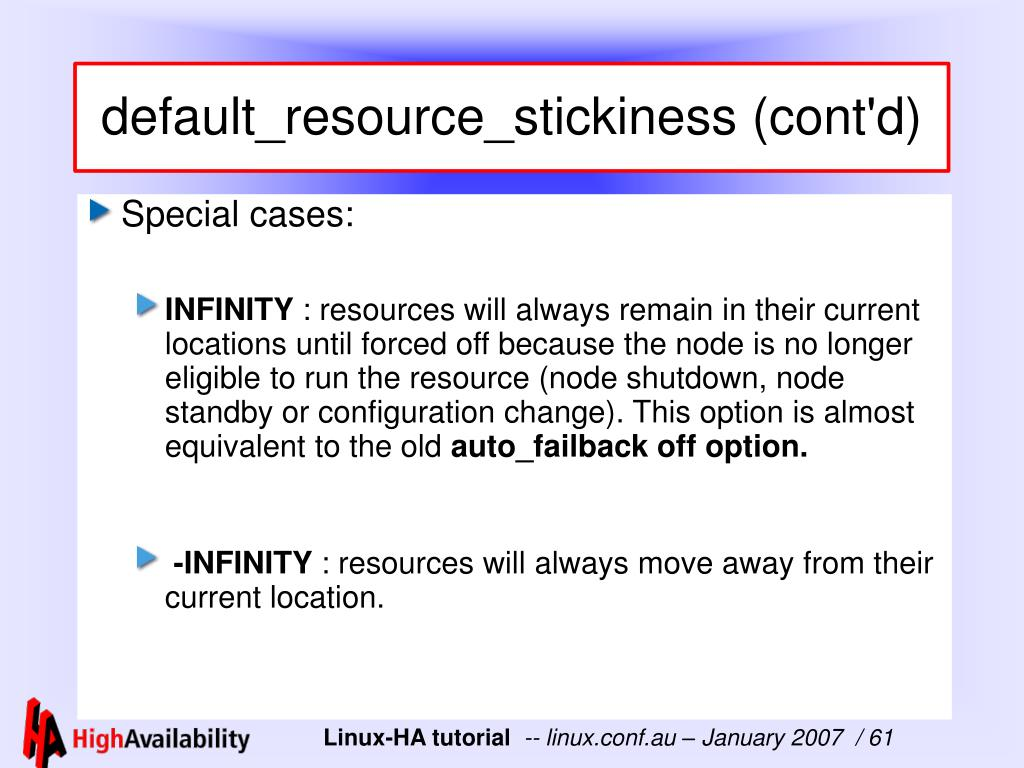 default_resource_stickiness (cont'd)