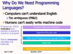 why do we need programming languages4