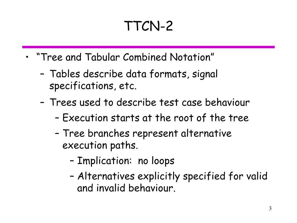 TTCN-2