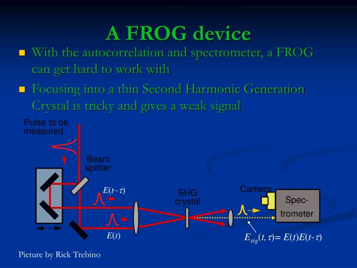 A FROG device