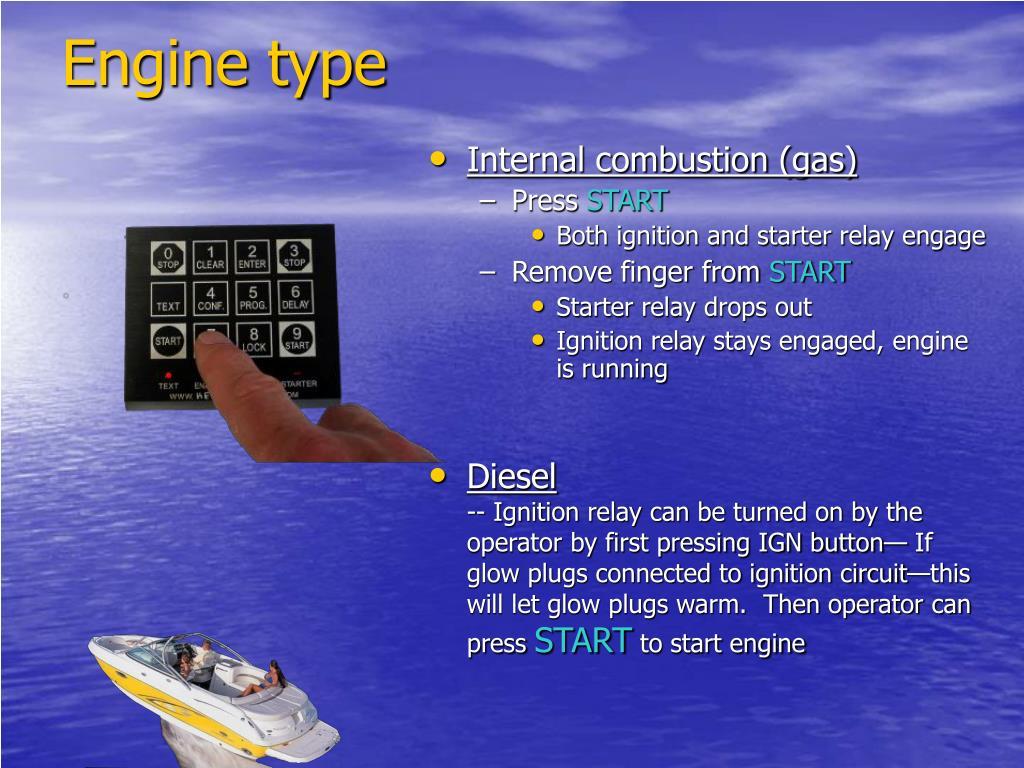 Engine type