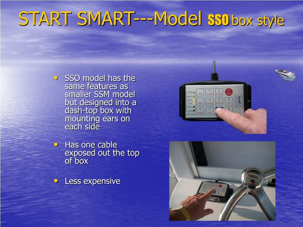 START SMART---Model