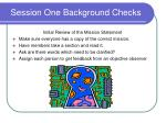 session one background checks30