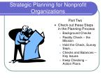 strategic planning for nonprofit organizations4