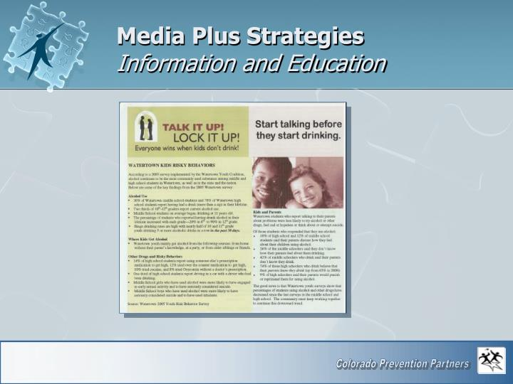 Media Plus Strategies