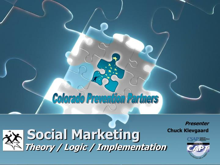 social marketing n.