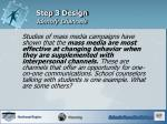 step 3 design identify channels3