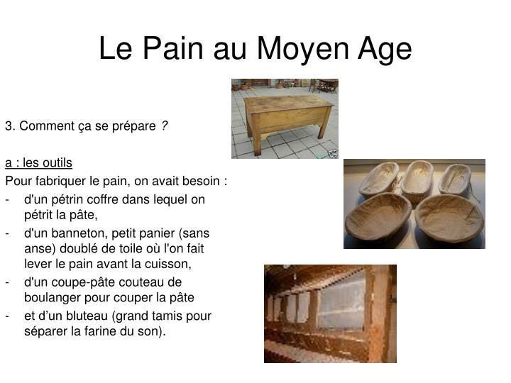Le pain au moyen age2