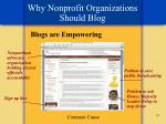 why nonprofit organizations should blog37