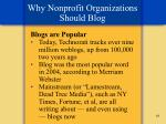 why nonprofit organizations should blog48
