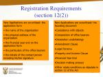 registration requirements section 12 2