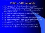 2006 vbf cont d