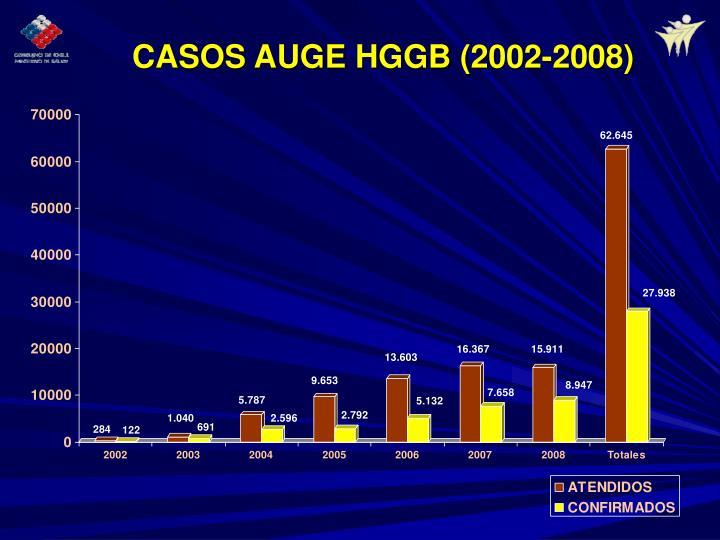CASOS AUGE HGGB (2002-2008)
