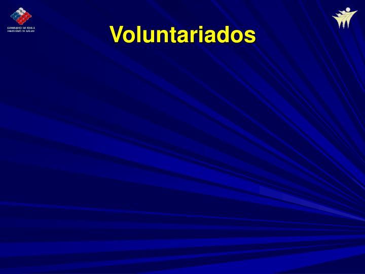 Voluntariados