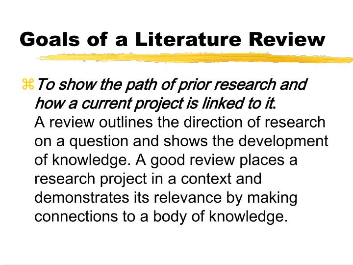 review of literature vs research paper Literature reviews are an important part of research, and are discussed in detail in another section of this site research is the systematic process of collecting and analyzing information (data) in order to increase our understanding of the phenomenon about which we are concerned or interested (leedy and ormrod, 2001.