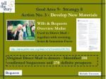 goal area 9 strategy 8 action no 3 develop new materials18