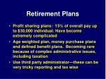 retirement plans34