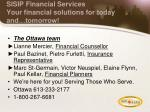 sisip financial services your financial solutions for today and tomorrow