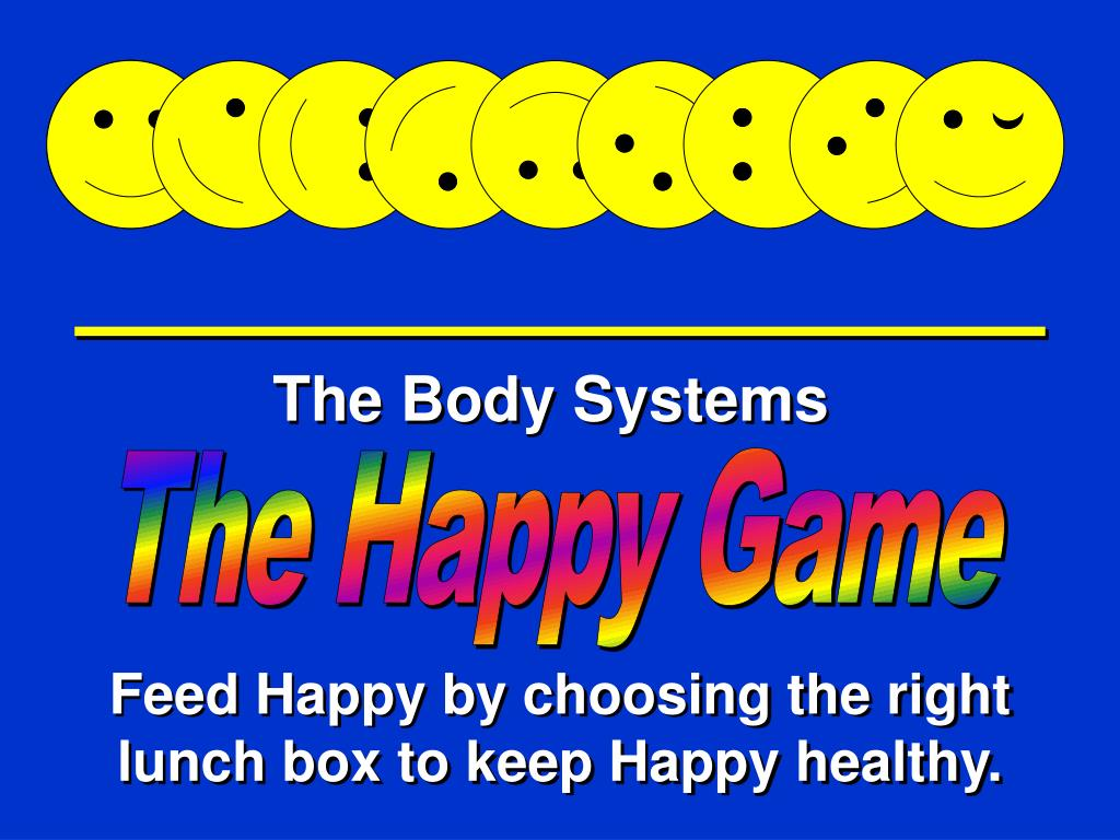 the body systems l.