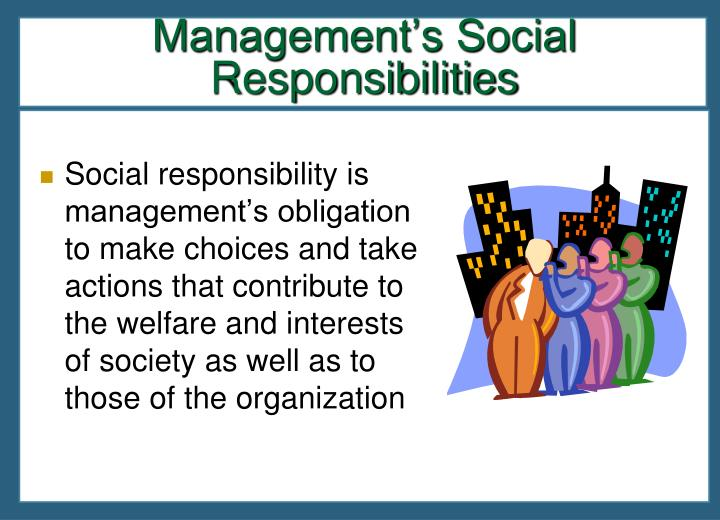 arguments state taking responsibility social welfare Over the past four decades many european welfare states have seen an increasing involvement of the commercial sector in their mixed economies of welfare one aspect of this development that has yet to be fully understood in social policy analysis is the engagement of businesses to address social.