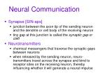 neural communication9