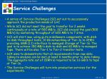 service challenges