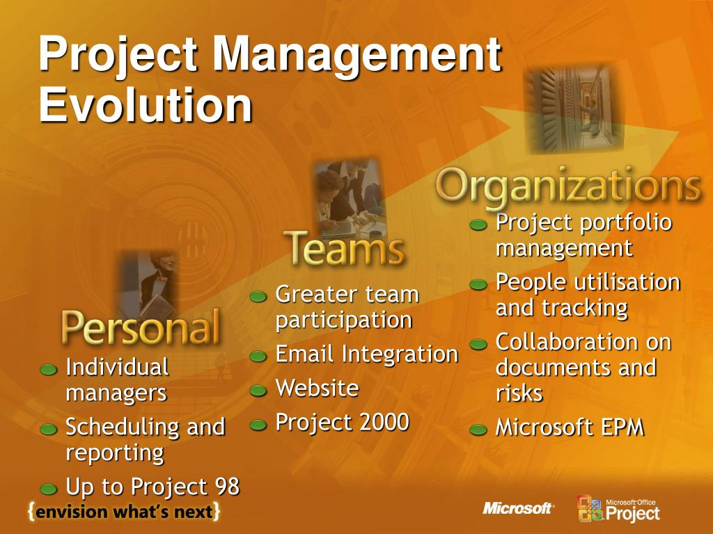 PPT - Microsoft Project and Portfolio Management Solution