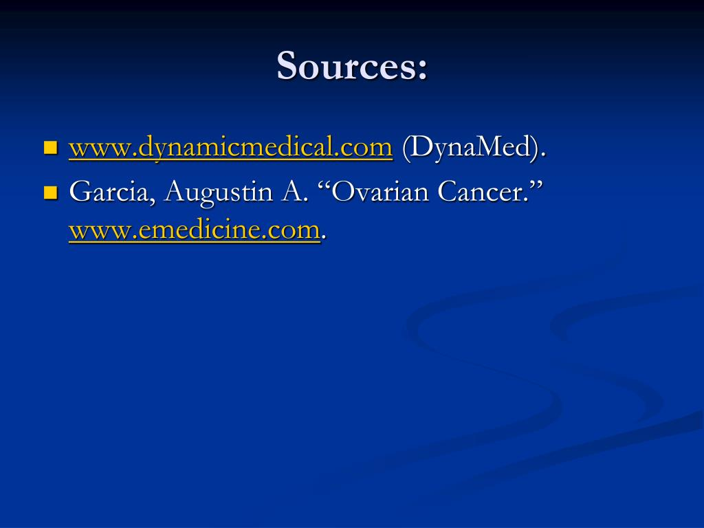 Ppt Ovarian Cancer Powerpoint Presentation Free Download Id 890193