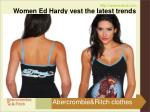 women ed hardy vest the latest trends8