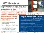 atf2 flight simulator