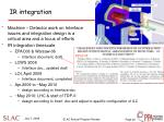 ir integration20