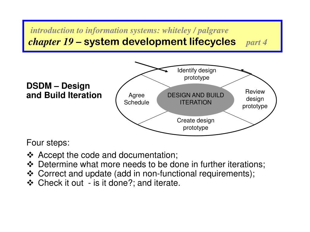 Identify design prototype