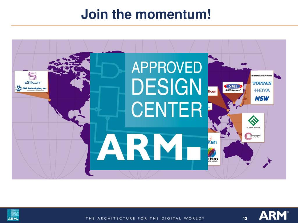 Join the momentum!