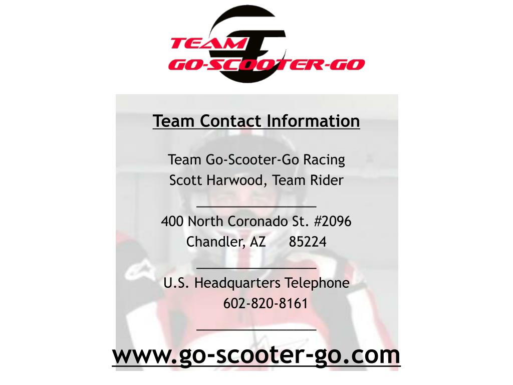 Team Contact Information