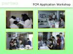 fcm application workshop