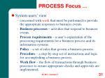 process focus31