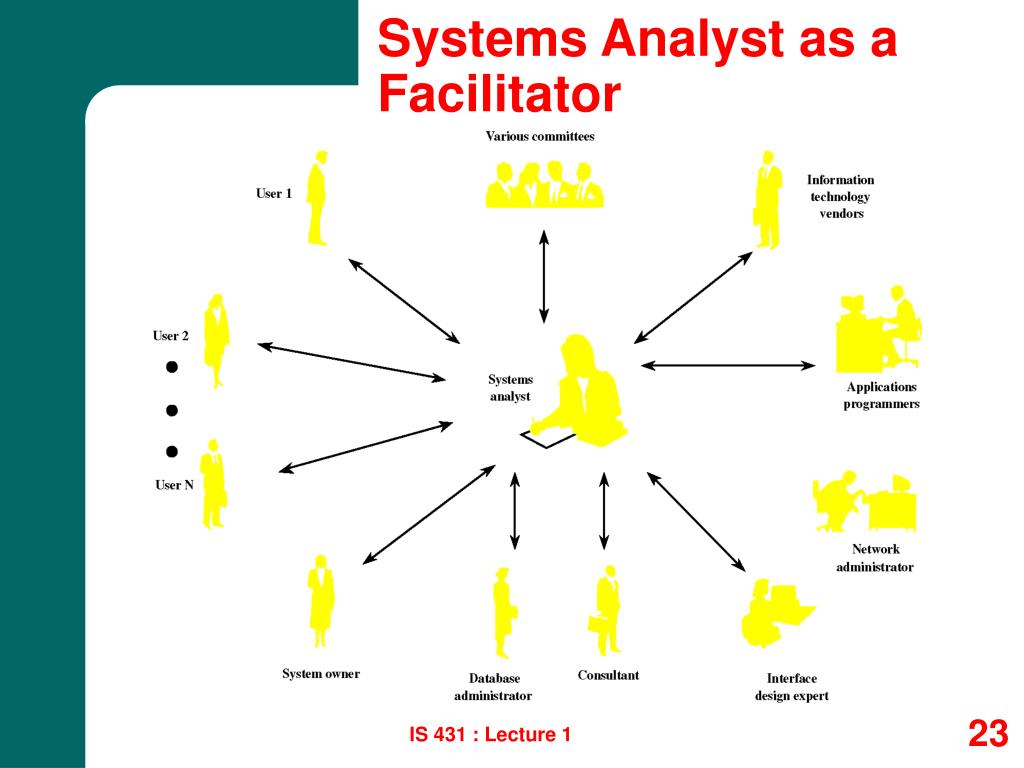 Systems Analyst as a Facilitator
