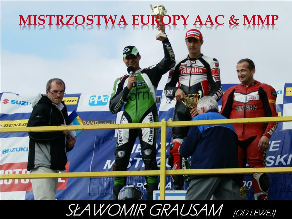 MISTRZOSTWA Europy AAC & MMP