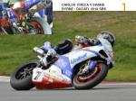 carlos checa y shane byrne 2010 althea racing ducati team