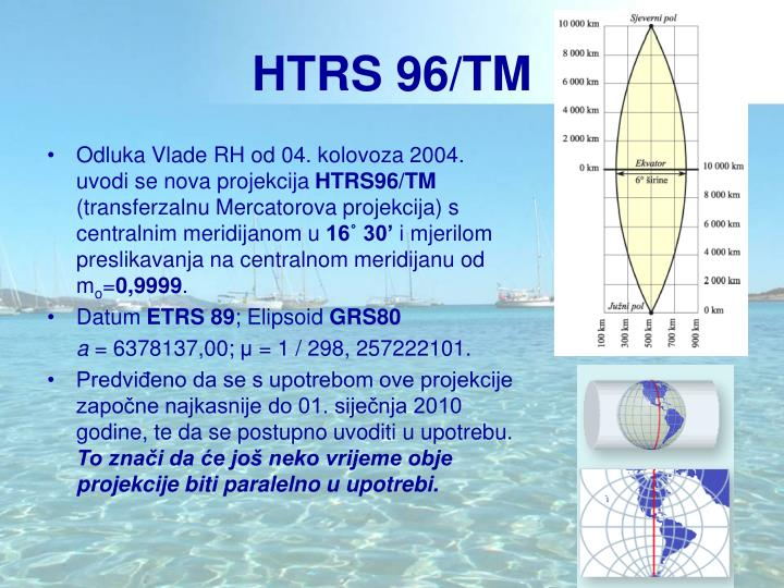 HTRS 96/TM